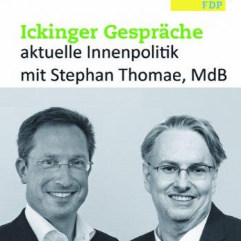 Stephan Thomae, MdB, Fritz Haugg, Landtagskandidat