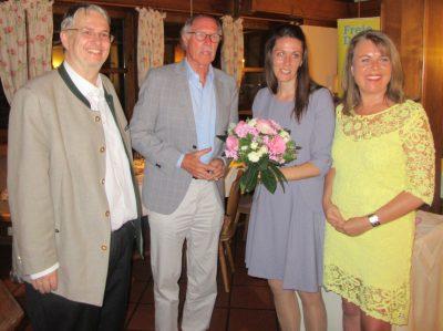 Fritz Haugg, Dr. Wolfgang Weber-Guskar, Nicole Bauer (MdB), Britta Hundesrügge