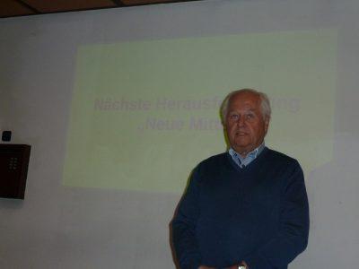 Günther Fuhrmann, Stadtrat Geretsried