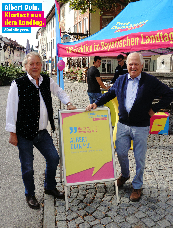 A. Duin und G. Fuhrmann
