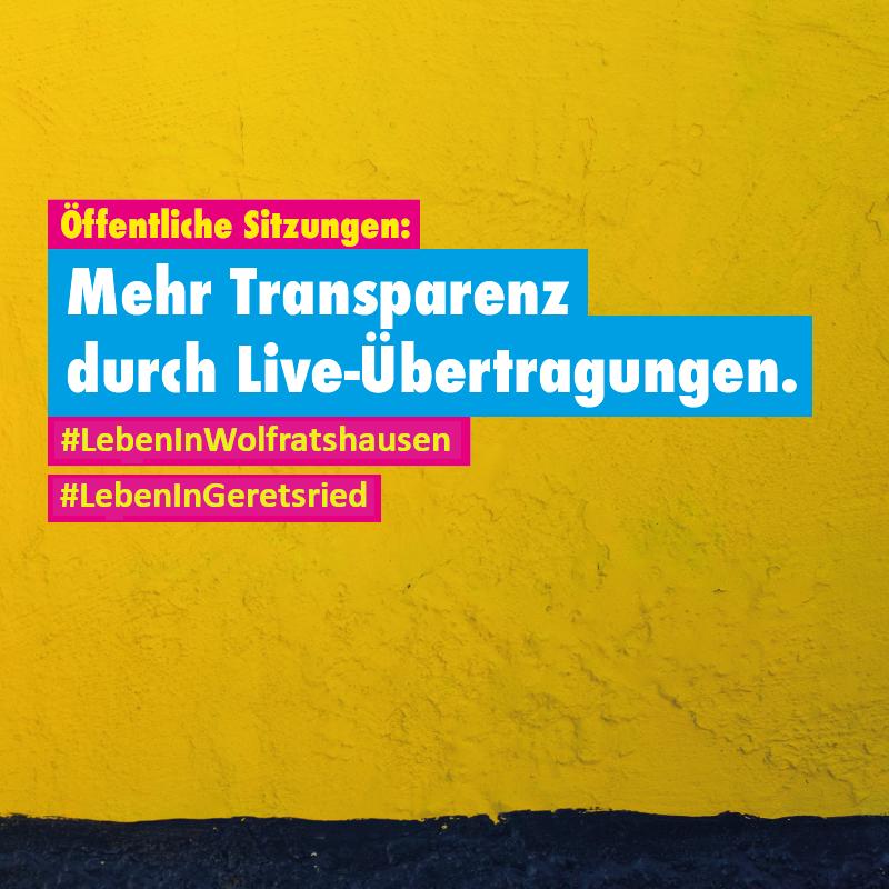 FDP fordert Live-Übertragung von Stadtratssitzungen