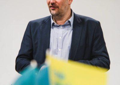Larry Terwey, Geretsrieder FDP-Bürgermeisterkandidat