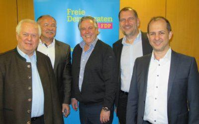 """Bericht vom Liberaler-Abend """"Innovation und Klima"""""""