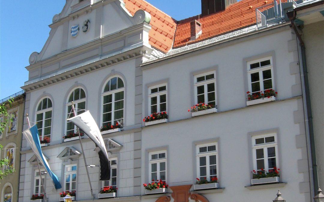 FDP Antrag zu Livestreaming der Stadtratssitzungen Wolfratshausen angenommen!